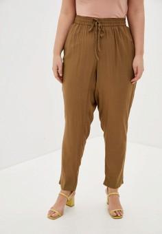 Брюки, Junarose, цвет: коричневый. Артикул: JU008EWHRZT2. Одежда / Брюки