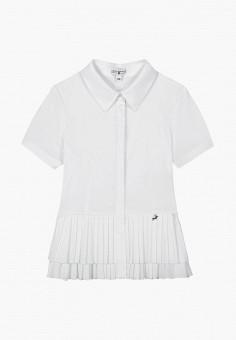 Блуза, Junior Republic, цвет: белый. Артикул: JU009EGFNTD1.