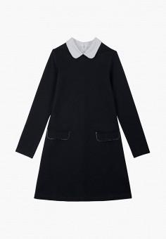 Платье, Junior Republic, цвет: синий. Артикул: JU009EGFNTD3.