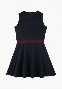 Платье, Junior Republic, цвет: синий. Артикул: JU009EGFNTD8.