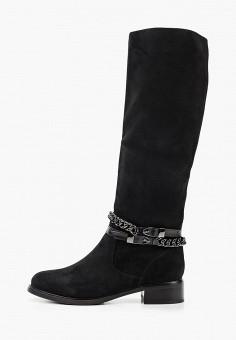 Сапоги, Just Couture, цвет: черный. Артикул: JU663AWKCJS5. Обувь / Сапоги / Сапоги