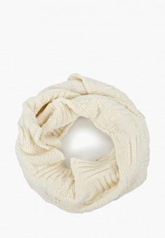 Снуд, Kama, цвет: белый. Артикул: KA022GUFSDY1. Аксессуары / Платки и шарфы