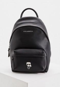 Рюкзак, Karl Lagerfeld, цвет: черный. Артикул: KA025BWHVEC2. Аксессуары / Рюкзаки