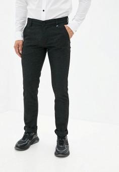 Брюки, Karl Lagerfeld, цвет: серый. Артикул: KA025EMJXOP8. Одежда / Брюки / Повседневные брюки
