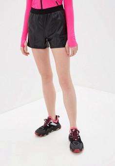 Шорты, Karl Lagerfeld, цвет: черный. Артикул: KA025EWHEXL0. Одежда / Шорты