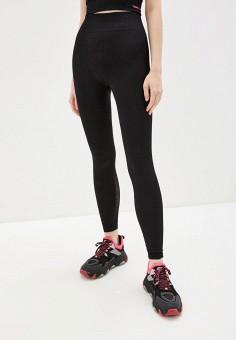 Леггинсы, Karl Lagerfeld, цвет: черный. Артикул: KA025EWHEXM0. Одежда / Брюки / Леггинсы