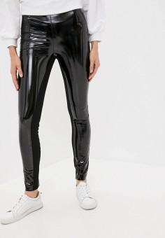Леггинсы, Karl Lagerfeld, цвет: черный. Артикул: KA025EWJSJX1. Одежда / Брюки / Леггинсы