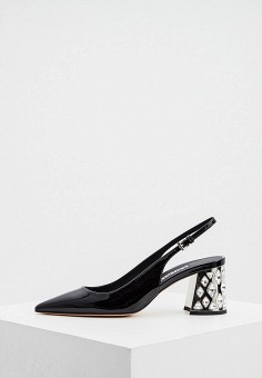 Туфли, Kalliste, цвет: черный. Артикул: KA664AWJFPF6. Premium