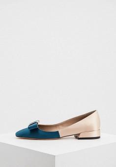 Туфли, Kalliste, цвет: розовый. Артикул: KA664AWJFTD9. Premium