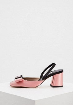 Туфли, Kalliste, цвет: розовый. Артикул: KA664AWJJQR4. Обувь / Туфли