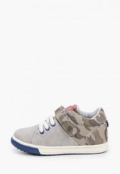 Ботинки, Kenk?, цвет: серый. Артикул: KE009ABIQKR2. Мальчикам / Обувь / Ботинки