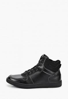Ботинки, Kenk?, цвет: черный. Артикул: KE009ABJORL8. Мальчикам / Обувь / Ботинки