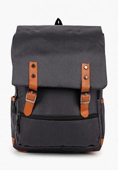 Рюкзак, Kenk?, цвет: серый. Артикул: KE009BBDDCM6. Мальчикам / Аксессуары