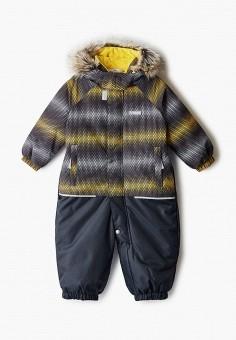 Комбинезон утепленный, Kerry, цвет: мультиколор. Артикул: KE014EBJYGB2. Мальчикам / Одежда / Верхняя одежда