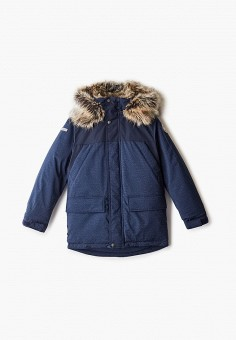 Куртка утепленная, Kerry, цвет: синий. Артикул: KE014EBJYGG1. Мальчикам / Одежда / Верхняя одежда