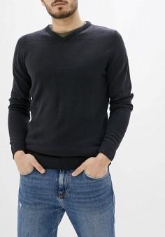 Пуловер, Kensington Eastside, цвет: синий. Артикул: KE015EMHHGH2. Одежда / Джемперы, свитеры и кардиганы / Джемперы и пуловеры