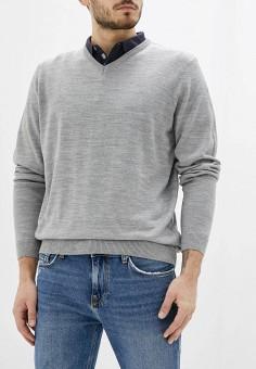 Пуловер, Kensington Eastside, цвет: серый. Артикул: KE015EMHHGH3. Одежда / Джемперы, свитеры и кардиганы / Джемперы и пуловеры