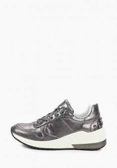 Кроссовки, Keddo, цвет: серебряный. Артикул: KE037AGKBNW1.
