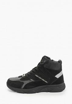 Ботинки, Keddo, цвет: черный. Артикул: KE037AMKGKA2.