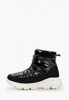 Дутики, Keddo, цвет: черный. Артикул: KE037AWFRVS2. Обувь / Сапоги / Дутики