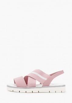 Сандалии, Keddo, цвет: розовый. Артикул: KE037AWIHUU9. Обувь / Сандалии