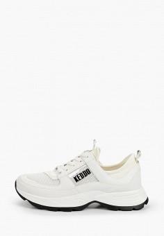 Кроссовки, Keddo, цвет: белый. Артикул: KE037AWIHVE8.
