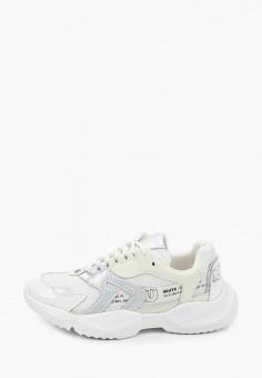 Кроссовки, Keddo, цвет: белый. Артикул: KE037AWIHVT8.