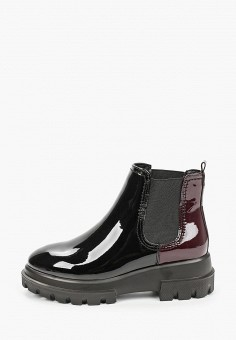 Ботинки, Keddo, цвет: бордовый. Артикул: KE037AWKDDI8. Обувь / Ботинки / Челси