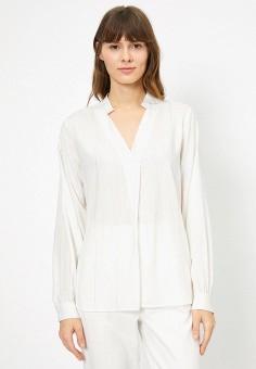 Блуза, Koton, цвет: белый. Артикул: KO008EWIPKO2. Одежда / Блузы и рубашки / Блузы
