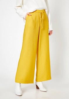 Брюки, Koton, цвет: желтый. Артикул: KO008EWJFCT7. Одежда / Брюки