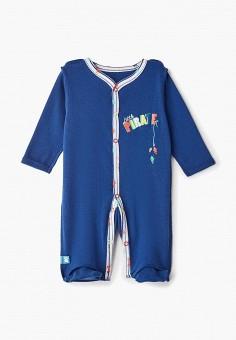 Комбинезон бельевой, КотМарКот, цвет: синий. Артикул: KO011EBFSPA3.