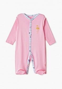 Комбинезон бельевой, КотМарКот, цвет: розовый. Артикул: KO011EGFSPA4.