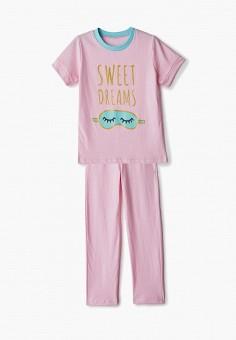 Пижама, КотМарКот, цвет: розовый. Артикул: KO011EGGNVK2.