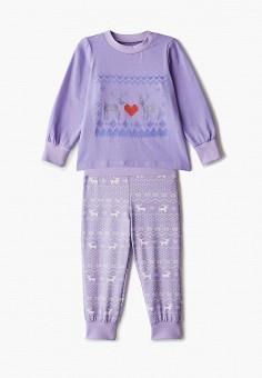 Пижама, КотМарКот, цвет: фиолетовый. Артикул: KO011EGHMUH3.