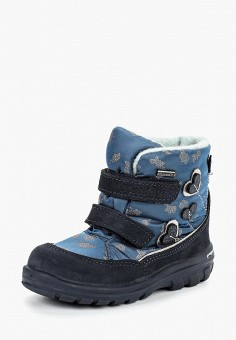 Ботинки, Котофей, цвет: синий. Артикул: KO012ABCCSP0. Мальчикам / Обувь / Ботинки