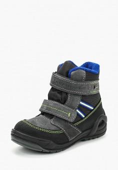 Ботинки, Котофей, цвет: черный. Артикул: KO012ABCCSS0. Мальчикам / Обувь / Ботинки