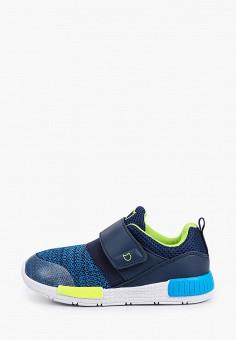 Кроссовки, Котофей, цвет: синий. Артикул: KO012ABIRND2. Мальчикам / Обувь