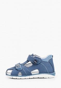 Сандалии, Котофей, цвет: синий. Артикул: KO012ABIWYT5. Мальчикам / Обувь