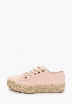 Эспадрильи, Kylie, цвет: розовый. Артикул: KY002AWJDLD8. Обувь / Эспадрильи