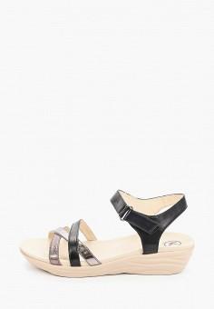 Босоножки, Kylie, цвет: черный. Артикул: KY002AWJHMQ1. Обувь / Босоножки
