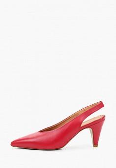 Туфли, Lamania, цвет: красный. Артикул: LA002AWIVEX0. Обувь / Туфли