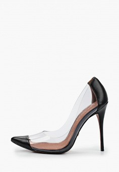 Туфли, Lamania, цвет: черный. Артикул: LA002AWJDNW2. Обувь / Туфли