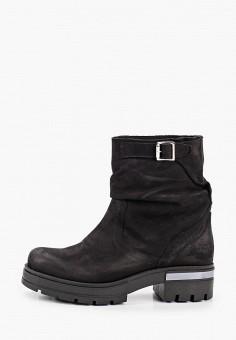 Полусапоги, Lamania, цвет: черный. Артикул: LA002AWJREV9. Обувь / Сапоги / Полусапоги