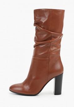 Полусапоги, Lamania, цвет: коричневый. Артикул: LA002AWKHYH5. Обувь / Сапоги / Полусапоги