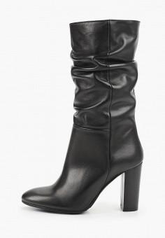 Полусапоги, Lamania, цвет: черный. Артикул: LA002AWKHYH6. Обувь / Сапоги / Полусапоги