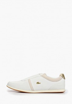 Кроссовки, Lacoste, цвет: белый. Артикул: LA038AWELYT5.