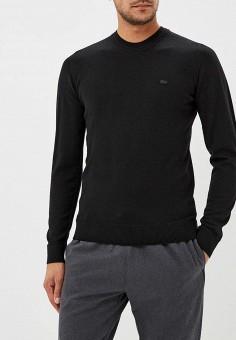 Джемпер, Lacoste, цвет: черный. Артикул: LA038EMCRMU5.