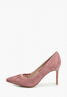 Туфли, La Grandezza, цвет: розовый. Артикул: LA051AWIYJP2. Обувь / Туфли