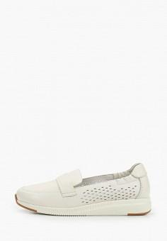 Лоферы, La Grandezza, цвет: белый. Артикул: LA051AWIYJQ8. Обувь / Туфли / Лоферы