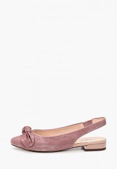 Туфли, La Grandezza, цвет: фиолетовый. Артикул: LA051AWIYJV6. Обувь